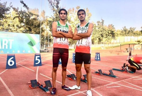 نتایج دوومیدانی کاران ایران در مسابقات آسیای میانه، مدال آوری در اولین دوره